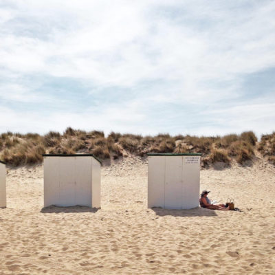 Wijk aan Zee, Holland, from the series 'Idle Indulgence' © Michiel Bles, all rights reserved